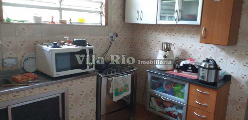 COZINHA 2 - Casa 3 quartos à venda Braz de Pina, Rio de Janeiro - R$ 630.000 - VCA30062 - 22