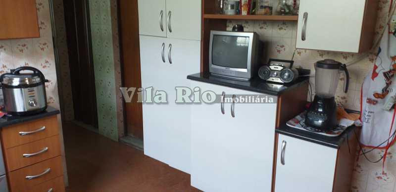 COZINHA 3 - Casa 3 quartos à venda Braz de Pina, Rio de Janeiro - R$ 630.000 - VCA30062 - 23