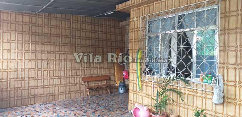 QUINTAL  4 - Casa 3 quartos à venda Braz de Pina, Rio de Janeiro - R$ 630.000 - VCA30062 - 25