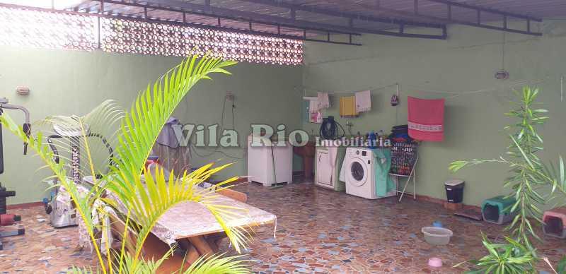 QUINTAL 1 - Casa 3 quartos à venda Braz de Pina, Rio de Janeiro - R$ 630.000 - VCA30062 - 29