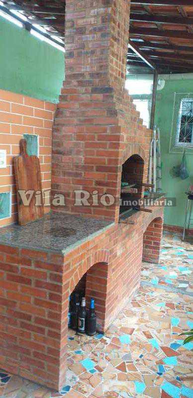 QUINTAL  1 - Casa 3 quartos à venda Braz de Pina, Rio de Janeiro - R$ 630.000 - VCA30062 - 31