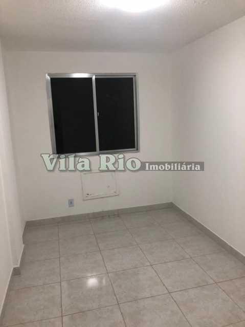 QUARTO 1 - Apartamento 2 quartos para venda e aluguel Rocha Miranda, Rio de Janeiro - R$ 190.000 - VAP20563 - 5