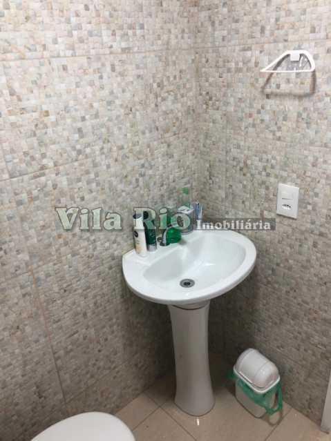 BANHEIRO 1 - Apartamento 2 quartos para venda e aluguel Rocha Miranda, Rio de Janeiro - R$ 190.000 - VAP20563 - 8