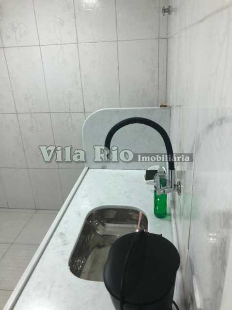 COZINHA 1 - Apartamento 2 quartos para venda e aluguel Rocha Miranda, Rio de Janeiro - R$ 190.000 - VAP20563 - 12