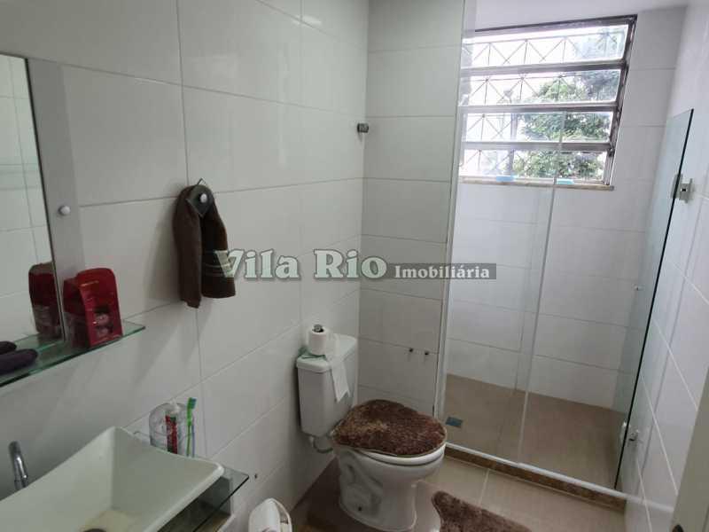 BANHEIRO. - Apartamento 3 quartos à venda Vista Alegre, Rio de Janeiro - R$ 220.000 - VAP30169 - 10