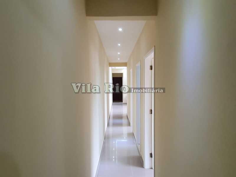 CIRCULAÇÃO1. - Apartamento 3 quartos à venda Vista Alegre, Rio de Janeiro - R$ 220.000 - VAP30169 - 12