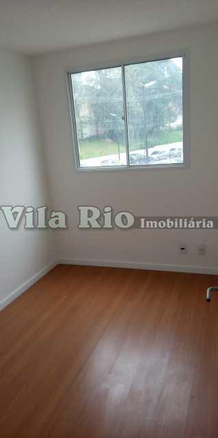 QUARTO - Apartamento 2 quartos para alugar Vista Alegre, Rio de Janeiro - R$ 1.300 - VAP20565 - 5