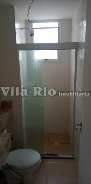 BANHEIRO 2 - Apartamento 2 quartos para alugar Vista Alegre, Rio de Janeiro - R$ 1.300 - VAP20565 - 6