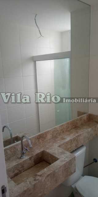 BANHEIRO - Apartamento 2 quartos para alugar Vista Alegre, Rio de Janeiro - R$ 1.300 - VAP20565 - 7