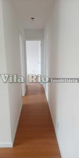 CIRCULAÇÃO - Apartamento 2 quartos para alugar Vista Alegre, Rio de Janeiro - R$ 1.300 - VAP20565 - 8