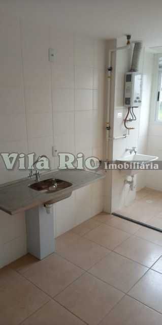 COZINHA 2 - Apartamento 2 quartos para alugar Vista Alegre, Rio de Janeiro - R$ 1.300 - VAP20565 - 9