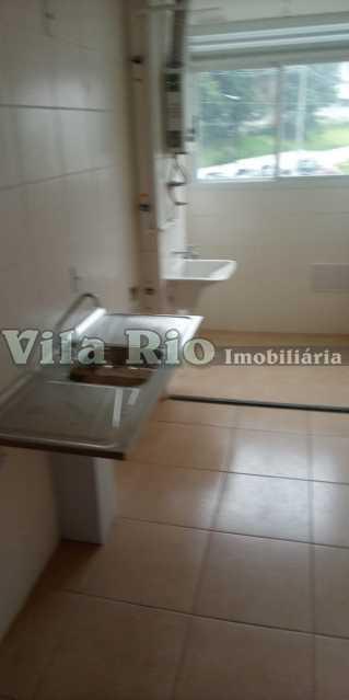 COZINHA - Apartamento 2 quartos para alugar Vista Alegre, Rio de Janeiro - R$ 1.300 - VAP20565 - 10