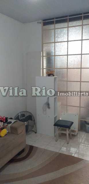 SALA 1 - Casa de Vila 3 quartos à venda Colégio, Rio de Janeiro - R$ 120.000 - VCV30009 - 3