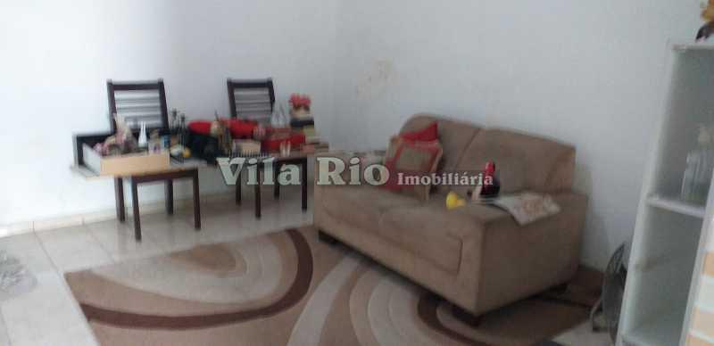 SALA 2 - Casa de Vila 3 quartos à venda Colégio, Rio de Janeiro - R$ 120.000 - VCV30009 - 4