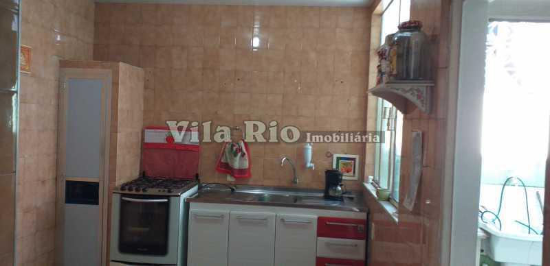 COZINHA 3 - Casa de Vila 3 quartos à venda Colégio, Rio de Janeiro - R$ 120.000 - VCV30009 - 25