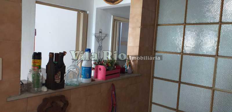 COZINHA - Casa de Vila 3 quartos à venda Colégio, Rio de Janeiro - R$ 120.000 - VCV30009 - 26