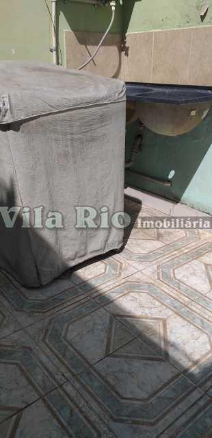 AREA - Casa de Vila 3 quartos à venda Colégio, Rio de Janeiro - R$ 120.000 - VCV30009 - 27