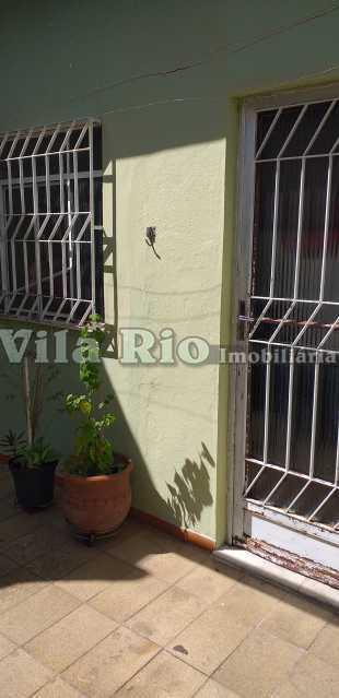 CASA - Casa de Vila 3 quartos à venda Colégio, Rio de Janeiro - R$ 120.000 - VCV30009 - 1
