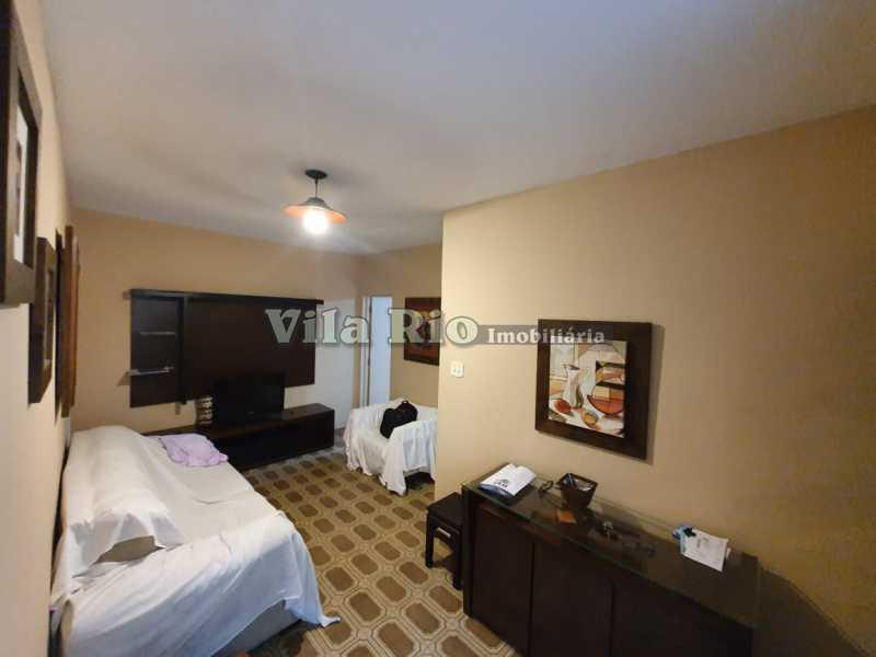 Sala apto - Casa 4 quartos à venda Vila da Penha, Rio de Janeiro - R$ 790.000 - VCA40035 - 3