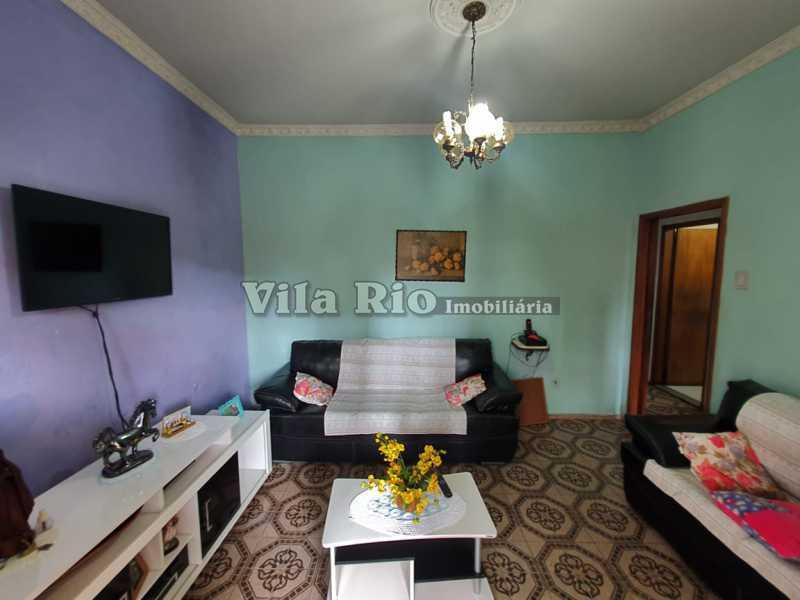 Sala - Casa 4 quartos à venda Vila da Penha, Rio de Janeiro - R$ 790.000 - VCA40035 - 4