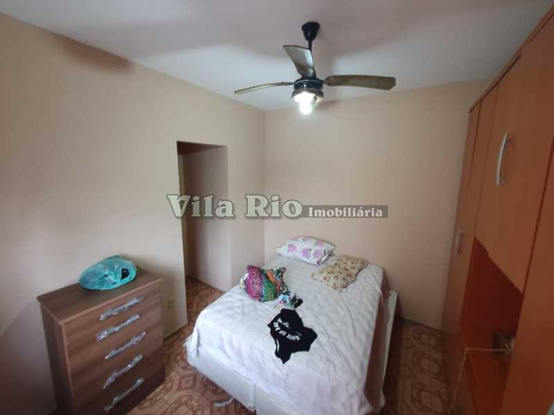 Quarto 1 apto - Casa 4 quartos à venda Vila da Penha, Rio de Janeiro - R$ 790.000 - VCA40035 - 5