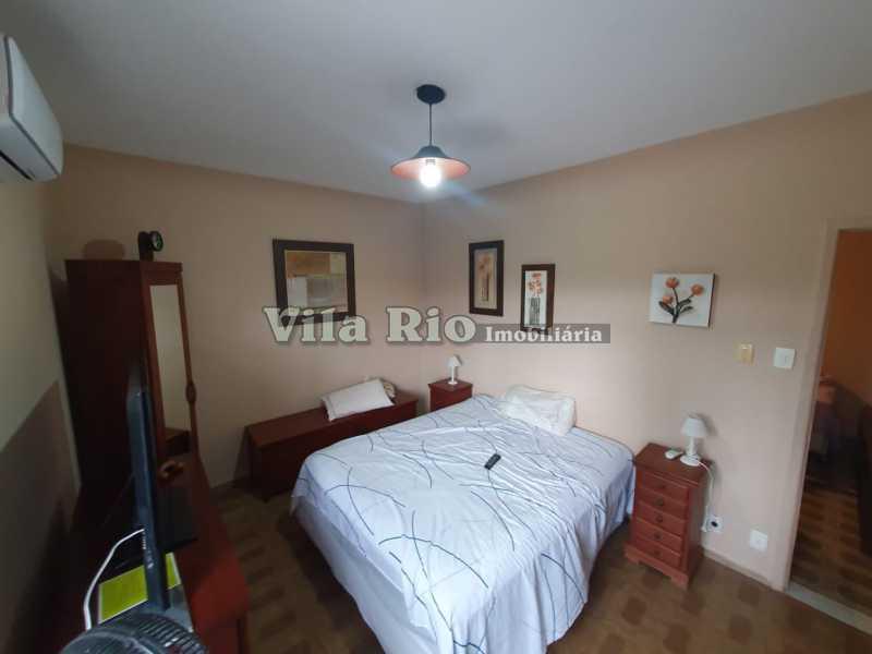 Quarto 2 apto - Casa 4 quartos à venda Vila da Penha, Rio de Janeiro - R$ 790.000 - VCA40035 - 7