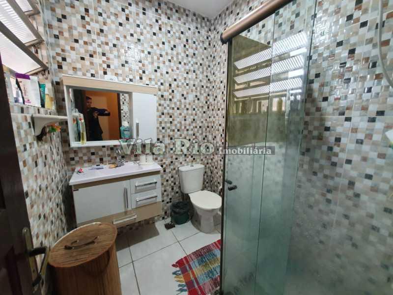 Banheiro apto - Casa 4 quartos à venda Vila da Penha, Rio de Janeiro - R$ 790.000 - VCA40035 - 9