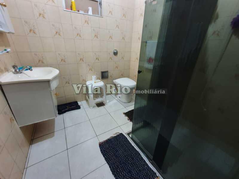 Banheiro social - Casa 4 quartos à venda Vila da Penha, Rio de Janeiro - R$ 790.000 - VCA40035 - 10