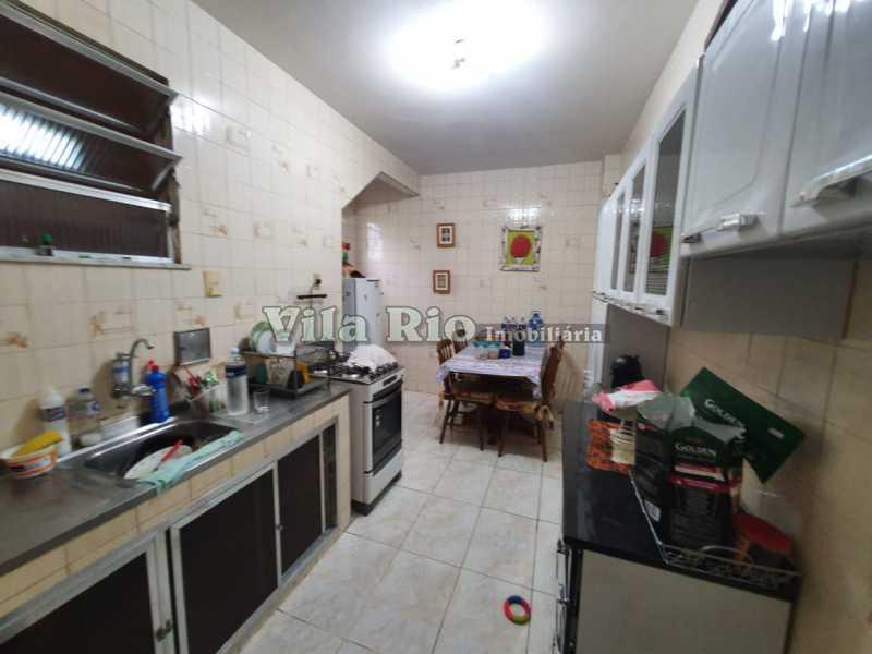 Cozinha apto - Casa 4 quartos à venda Vila da Penha, Rio de Janeiro - R$ 790.000 - VCA40035 - 12