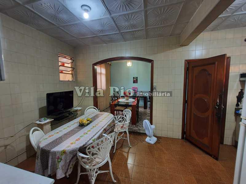 Cozinha - Casa 4 quartos à venda Vila da Penha, Rio de Janeiro - R$ 790.000 - VCA40035 - 13