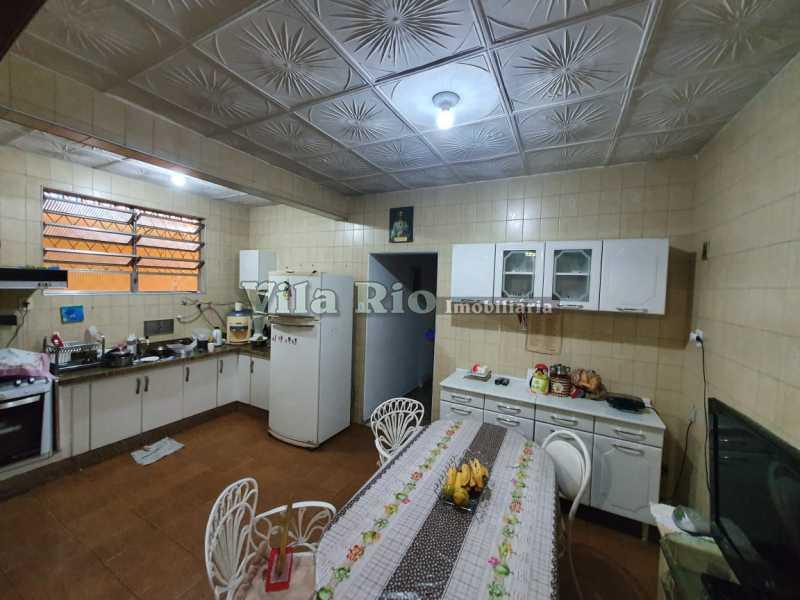 Cozinha1 - Casa 4 quartos à venda Vila da Penha, Rio de Janeiro - R$ 790.000 - VCA40035 - 14