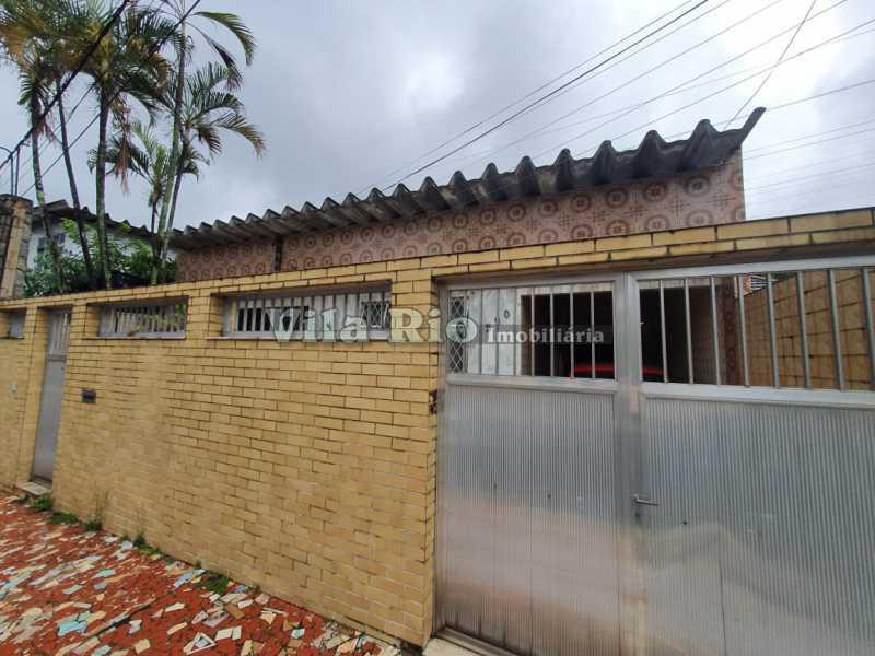 Fachada - Casa 4 quartos à venda Vila da Penha, Rio de Janeiro - R$ 790.000 - VCA40035 - 1