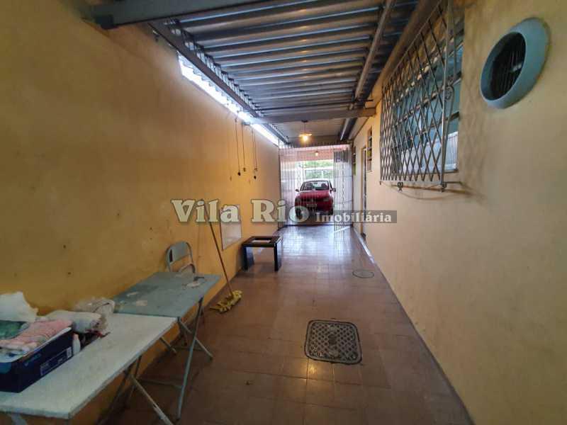 Garagem - Casa 4 quartos à venda Vila da Penha, Rio de Janeiro - R$ 790.000 - VCA40035 - 16