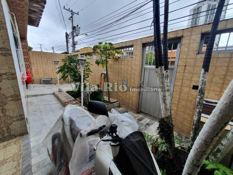 Quintal - Casa 4 quartos à venda Vila da Penha, Rio de Janeiro - R$ 790.000 - VCA40035 - 17