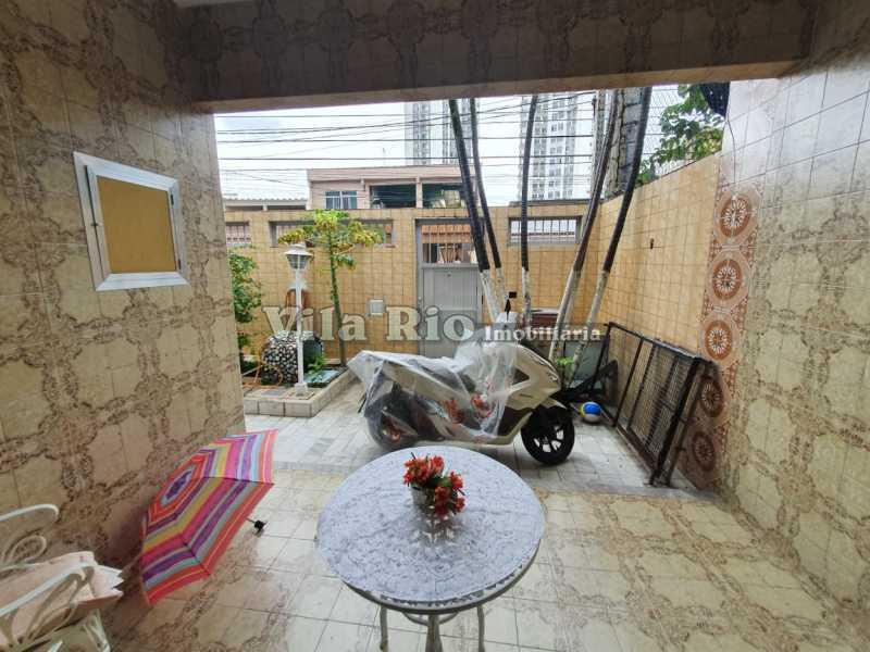 Varanda - Casa 4 quartos à venda Vila da Penha, Rio de Janeiro - R$ 790.000 - VCA40035 - 19