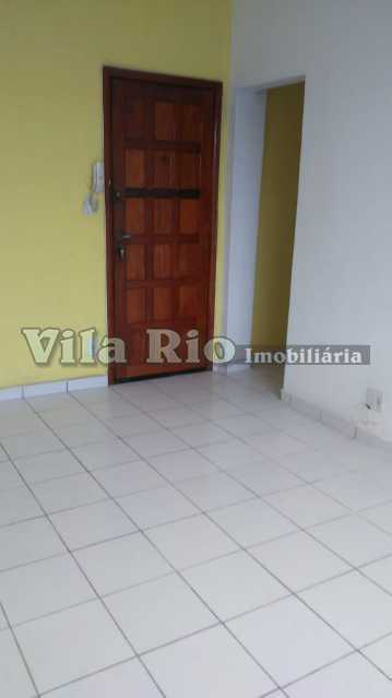 SALA 1. - Apartamento 2 quartos para alugar Vila da Penha, Rio de Janeiro - R$ 1.200 - VAP20575 - 1