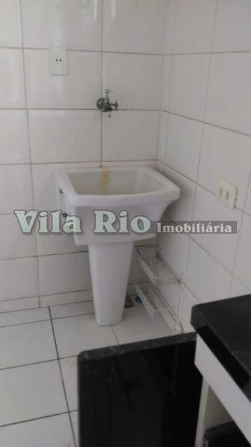 ÁREA. - Apartamento 2 quartos para alugar Vila da Penha, Rio de Janeiro - R$ 1.200 - VAP20575 - 13