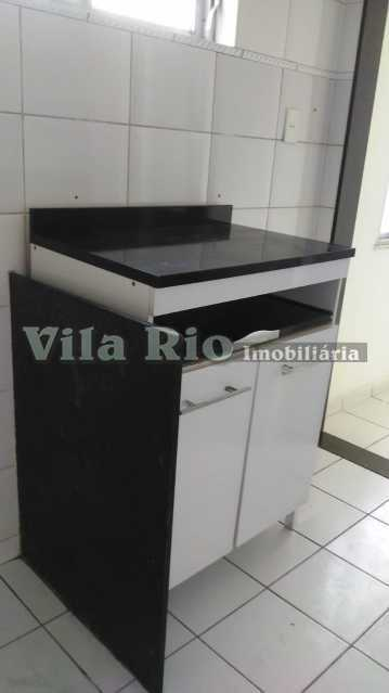 COZINHA 6. - Apartamento 2 quartos para alugar Vila da Penha, Rio de Janeiro - R$ 1.200 - VAP20575 - 23