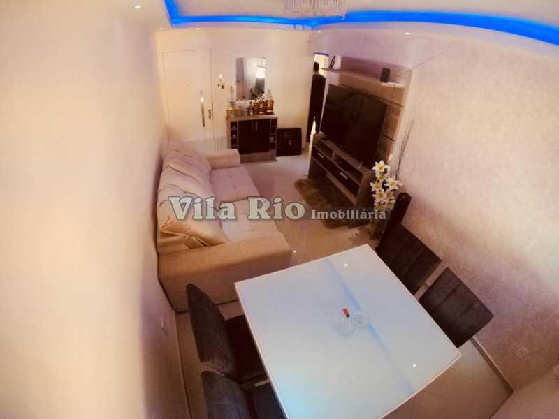 SALA 1. - Apartamento Vista Alegre, Rio de Janeiro, RJ À Venda, 1 Quarto, 47m² - VAP10055 - 3