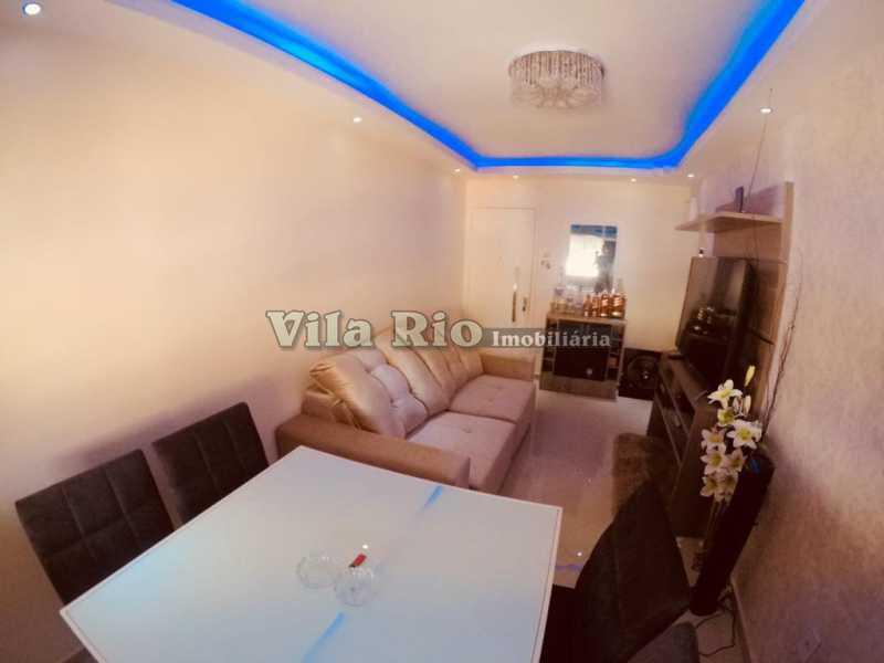 SALA 2. - Apartamento Vista Alegre, Rio de Janeiro, RJ À Venda, 1 Quarto, 47m² - VAP10055 - 4