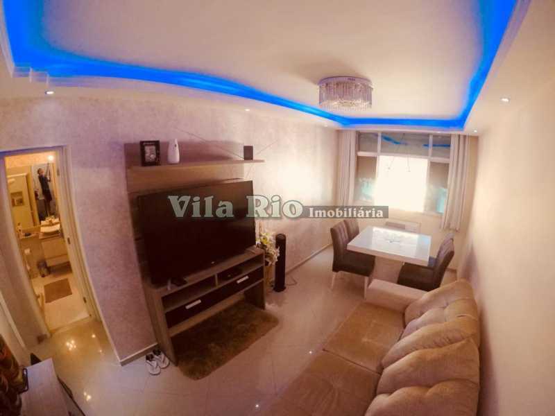 SALA 3. - Apartamento Vista Alegre, Rio de Janeiro, RJ À Venda, 1 Quarto, 47m² - VAP10055 - 1