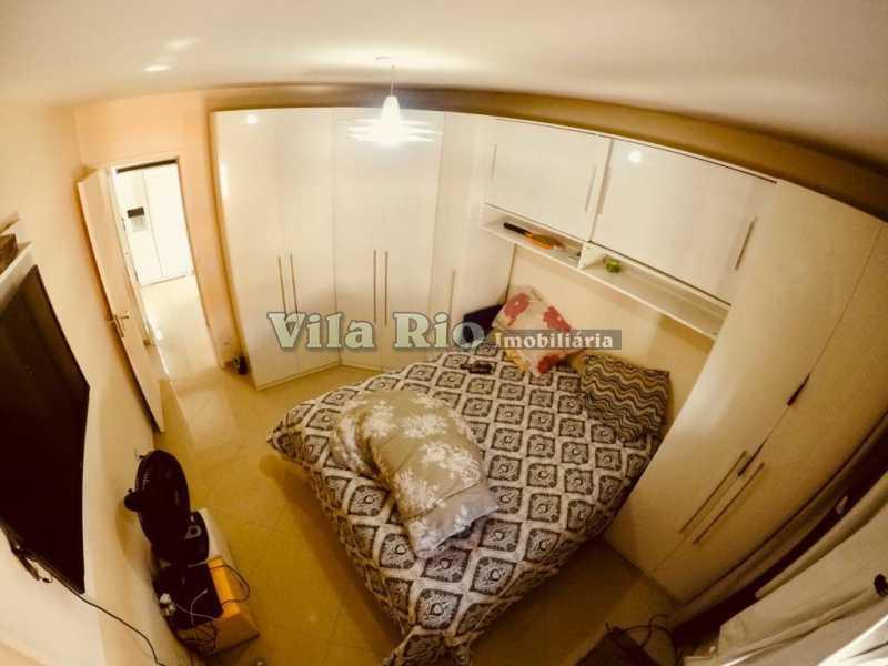 QUARTO 1. - Apartamento Vista Alegre, Rio de Janeiro, RJ À Venda, 1 Quarto, 47m² - VAP10055 - 6