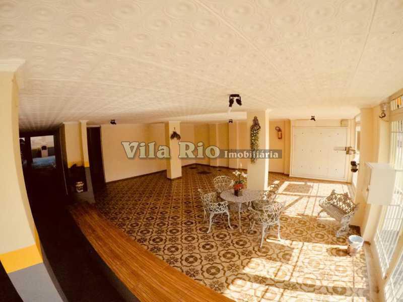 HALL. - Apartamento Vista Alegre, Rio de Janeiro, RJ À Venda, 1 Quarto, 47m² - VAP10055 - 13