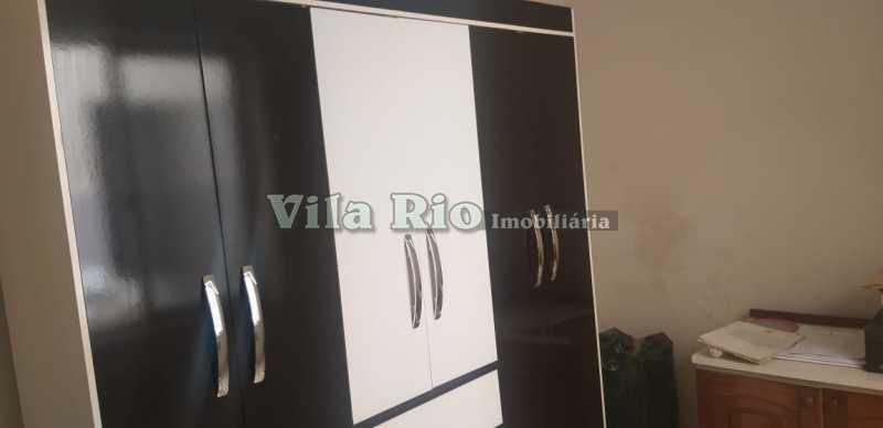 QUARTO 3. - Apartamento 2 quartos à venda Vista Alegre, Rio de Janeiro - R$ 500.000 - VAP20579 - 6