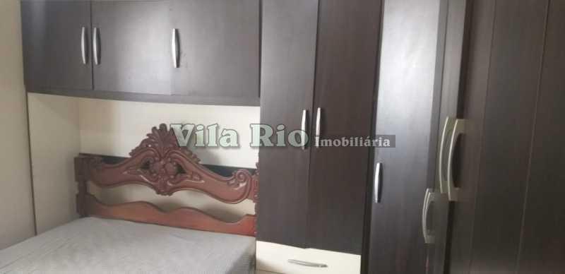QUARTO1. - Apartamento 2 quartos à venda Vista Alegre, Rio de Janeiro - R$ 500.000 - VAP20579 - 8