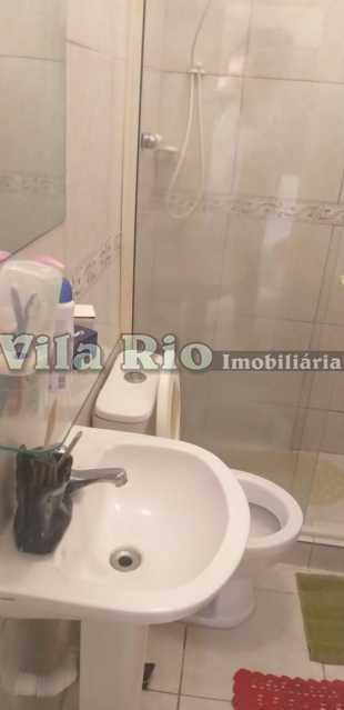 BANHEIRO 2. - Apartamento 2 quartos à venda Vista Alegre, Rio de Janeiro - R$ 500.000 - VAP20579 - 10