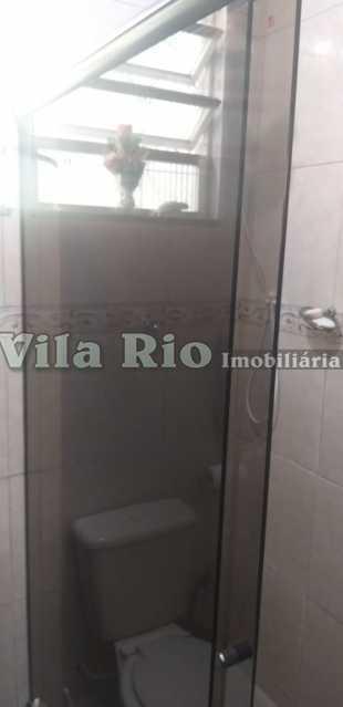 BANHEIRO1. - Apartamento 2 quartos à venda Vista Alegre, Rio de Janeiro - R$ 500.000 - VAP20579 - 11
