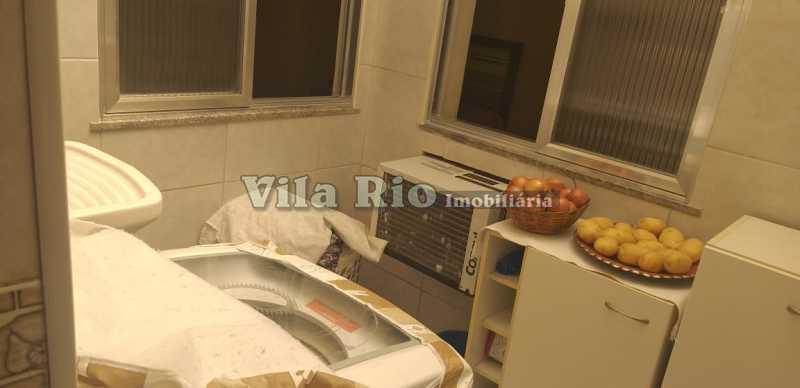 ÁREA. - Apartamento 2 quartos à venda Vista Alegre, Rio de Janeiro - R$ 500.000 - VAP20579 - 17