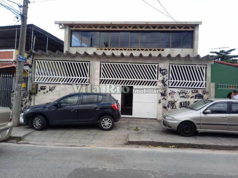 CASA - Casa 2 quartos à venda Braz de Pina, Rio de Janeiro - R$ 450.000 - VCA20054 - 1