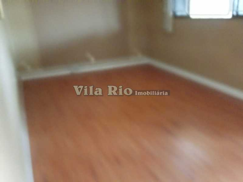 QUARTO 1 - Casa 2 quartos à venda Braz de Pina, Rio de Janeiro - R$ 450.000 - VCA20054 - 4